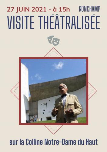 Visite théâtrale