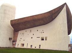 Le Corbusier's Chapel (Ronchamp)